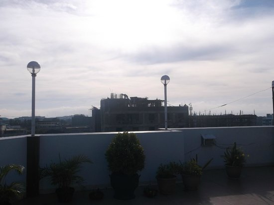 Alu Hotel: View 6th floor