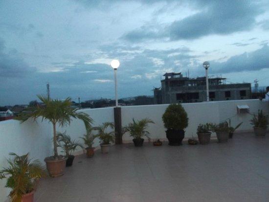 Alu Hotel : View 6th floor