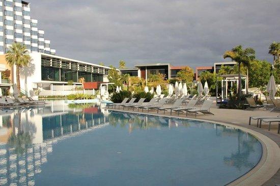 Crown Metropol Perth : Beautiful pool area