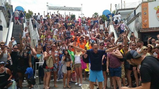 Mtv Boat Party / Booze Cruise Gran Canaria - Picture of