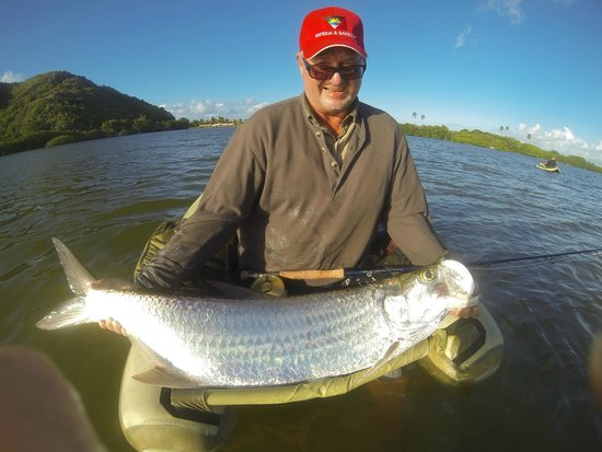 Antigua fly fishing light tackle charters 2018 all you for Fly fishing shop