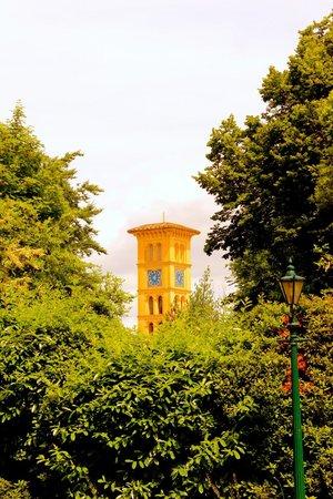Osborne House: Tower view