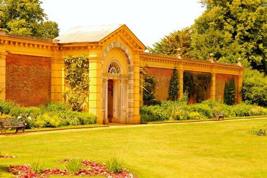 Osborne House: Walled Garden