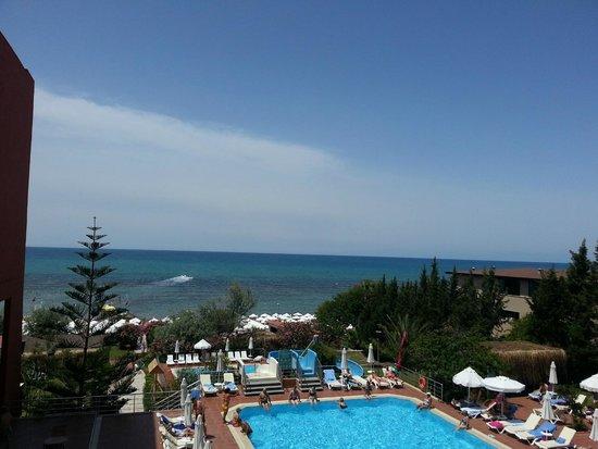 Hotel Side Bella Luna: vue