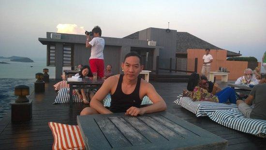 Sri Panwa Phuket Luxury Pool Villa Hotel: จุดชมวิว ที่สวยที่สุด ของ ศรีพันวา