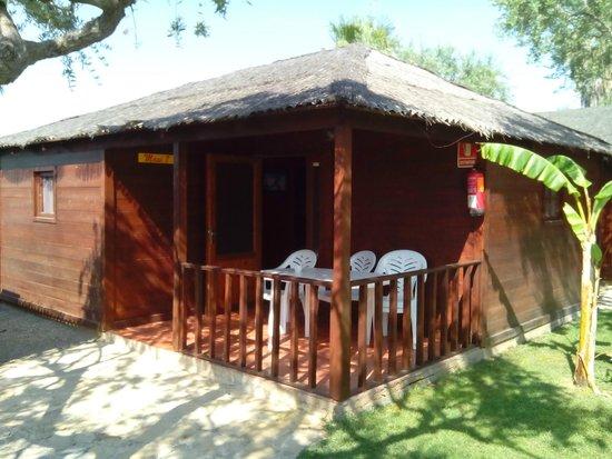 Els Prats Village: Bungalow Maui