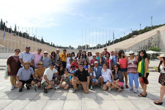 Athens Tours Greece: The Stadium