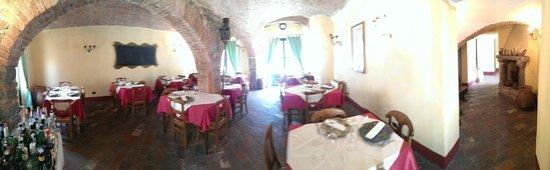 Locanda all'Antico Mulino: L interno......