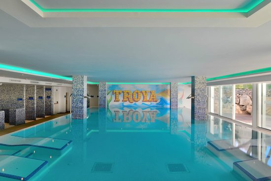 Hotel Troya: Natural Spa