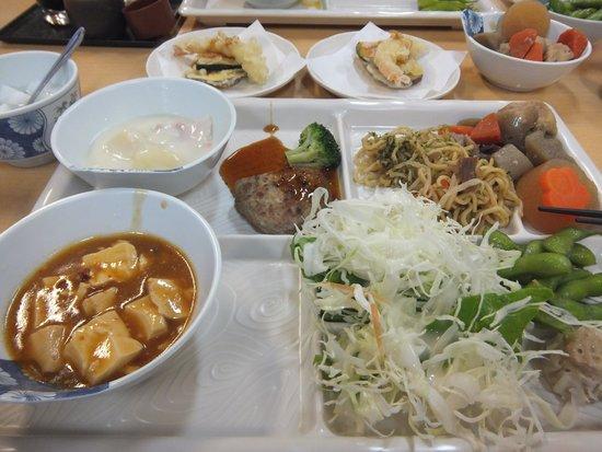 Oruri Sanso : 夕食