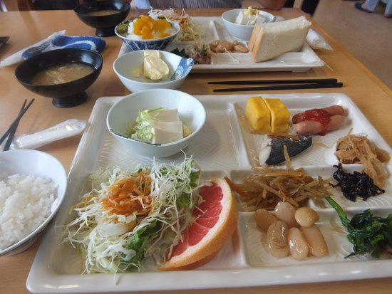 Oruri Sanso : 朝食