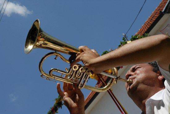Grad trube-Vranje