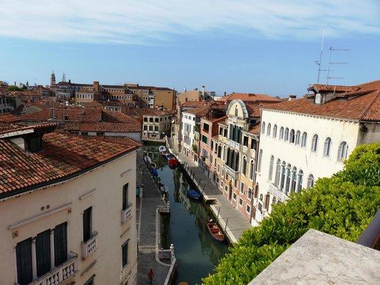 Hotel Papadopoli Venezia MGallery by Sofitel: view from our window