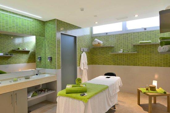 Hotel Troya : Natural Spa - Cabina de masajes
