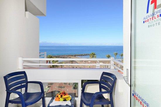 Hotel Troya : Vista Mar