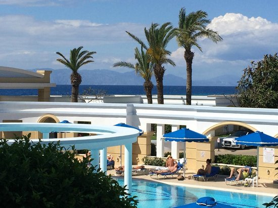 Mitsis Grand Hotel: Room View