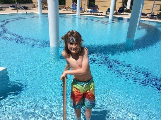Mitsis Grand Hotel: Pool