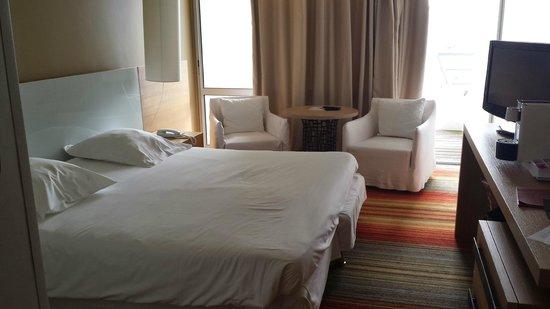 Hotel Les Corallines: la chambre