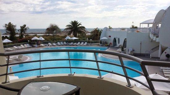 Hotel Les Corallines: la piscine