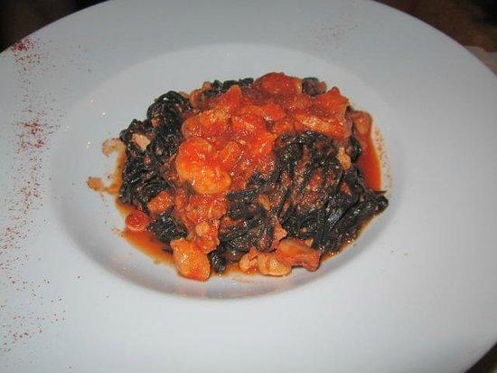 Pastificio Defilippis: A l'encre de seiche