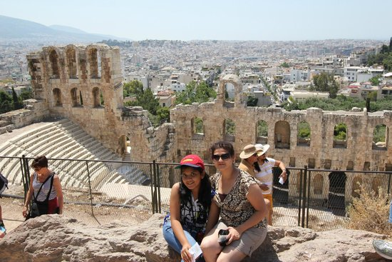 Athens Tours Greece: The First Olympic Stadium!