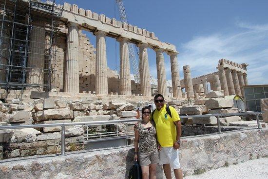 Athens Tours Greece: The Acropolis