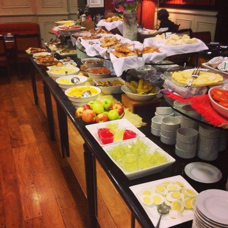 Pestana Buenos Aires: Breakfast