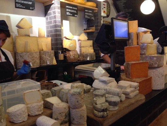 Neal's Yard: Cheesemonger