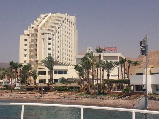 Taba Hotel & Nelson Village: 3