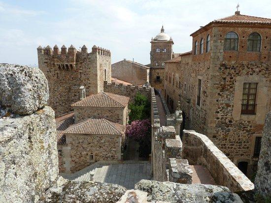 Old Town of Cáceres: Torre de Bujaco