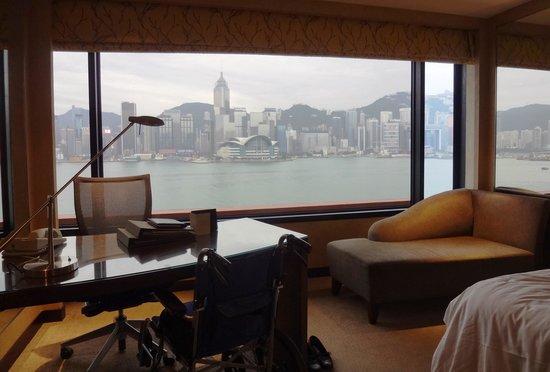 InterContinental Hong Kong: お部屋