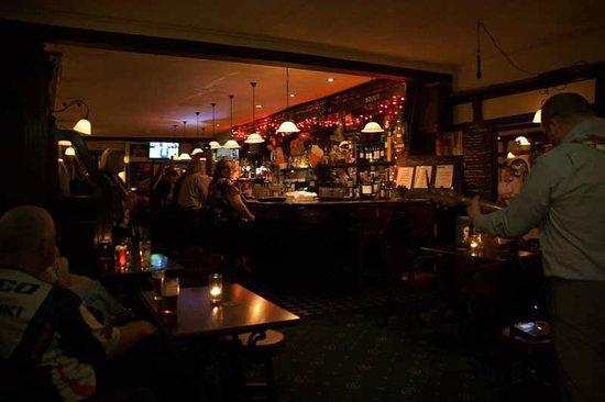 Metropole hotel: The pub