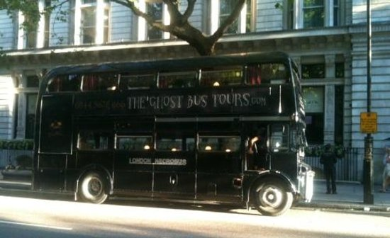 The Ghost Bus Tours - London: The London Ghost Bus
