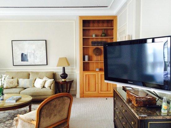 Hotel Le Plaza: Suite