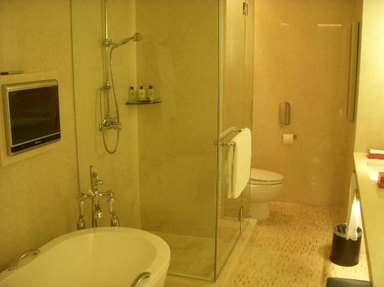 InterContinental Saigon Hotel : Shower