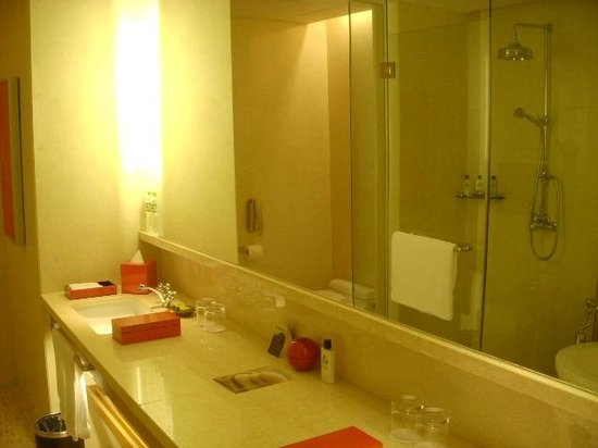 InterContinental Saigon Hotel : Bathroom 1