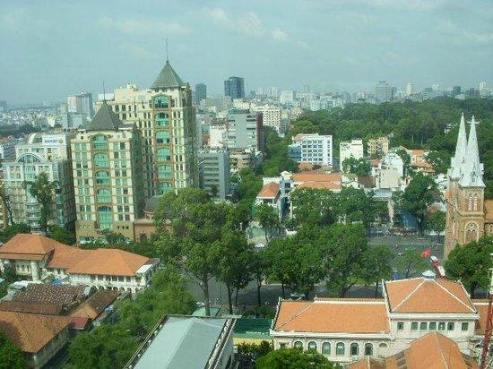 InterContinental Saigon Hotel : Room view