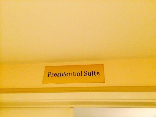 Hotel Le Plaza : Suite :-)