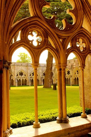 Sarum College: Salisbury Cathedral