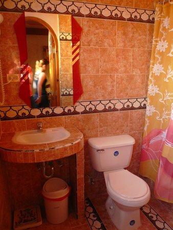 Casa Colonial Yadilis y Joel: new, very clean bathroom