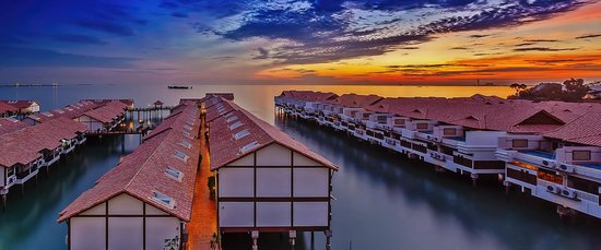 Lexis Port Dickson : View from Car Park Level 5