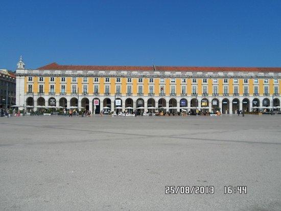 Praça do Comércio (Terreiro do Paço) : Praça do Commercio