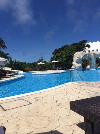 ANA Intercontinental Ishigaki Resort: great pool