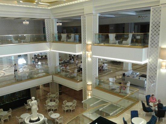 Queen's Park Resort: внутри отеля