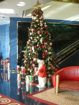 Sahn Eddar: Magnificent interior in the hotel lobby