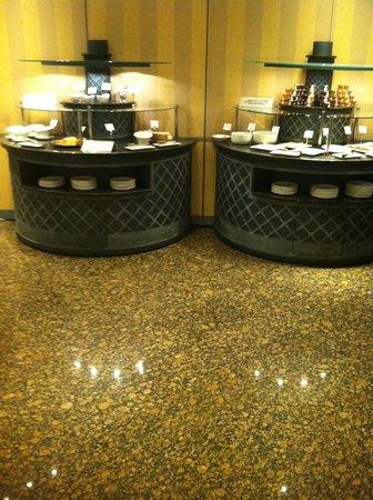 Palafox Hotel : colazione