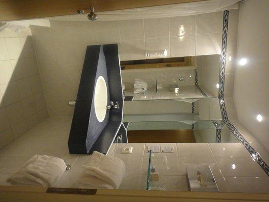Holiday Inn Express Grenoble - Bernin : Bathroom