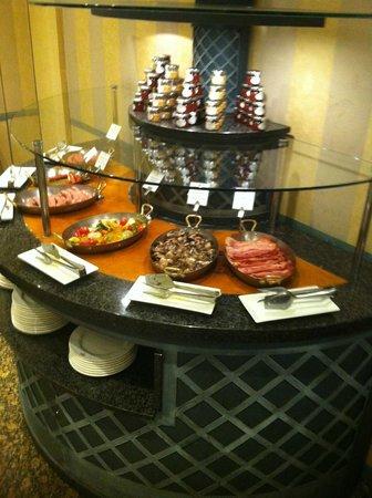 Palafox Hotel: colazione