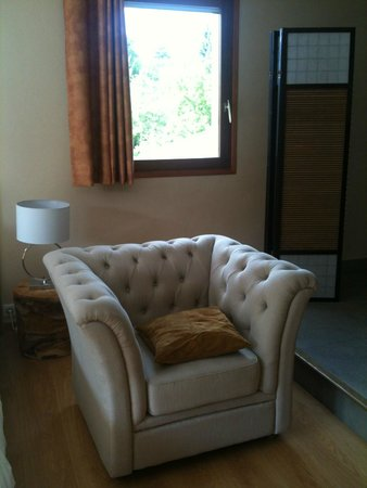 Maison D'Hotes La Pommeraie: Chambre shanti