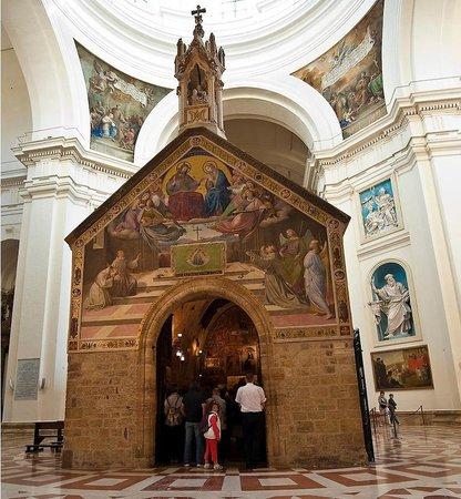 Santa Maria degli Angeli, Italie : La Porziuncola